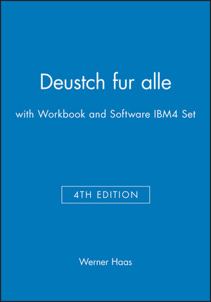 Deustch fur alle, 4e with Workbook and Software IBM4 Set
