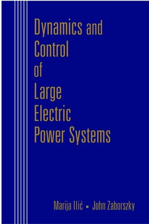 Dynamics and Control of Large Electric Power Systems