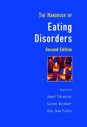 Handbook of Eating Disorders, 2d Edition (0471497681) cover image
