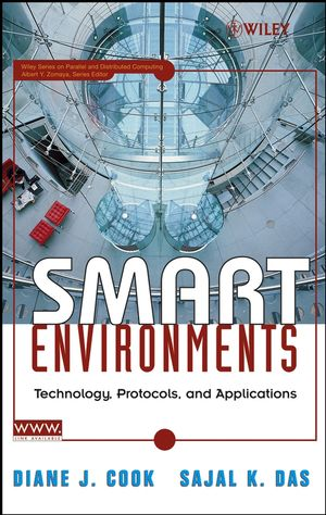 Smart Environments: Technology, Protocols and Applications (0471686581) cover image
