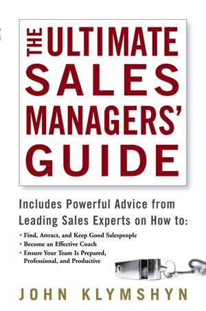 The Ultimate Sales Managers