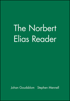 The Norbert Elias Reader (0631193081) cover image