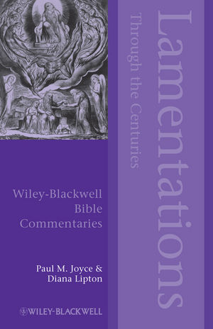 Lamentations Through the Centuries (0631219781) cover image