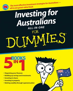 Investing for Australians All-in-One For Dummies