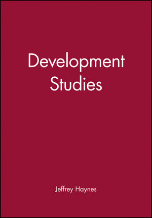 Development Studies (0745638481) cover image
