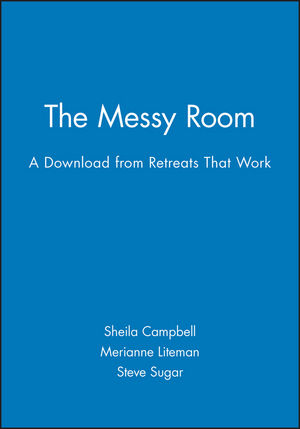 The Messy Room: A Download from Retreats That Work (0787973181) cover image