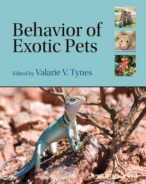 Behavior of Exotic Pets (0813800781) cover image