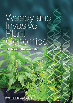 Weedy and Invasive Plant Genomics (0813805481) cover image