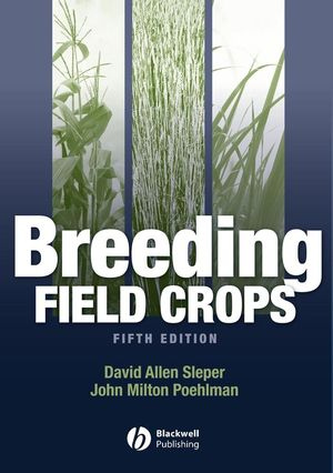 Breeding Field Crops, 5th Edition (0813824281) cover image
