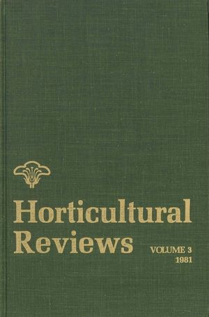 Horticultural Reviews, Volume 3
