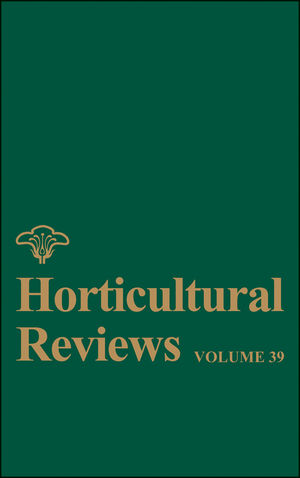 Horticultural Reviews, Volume 39 (1118100581) cover image