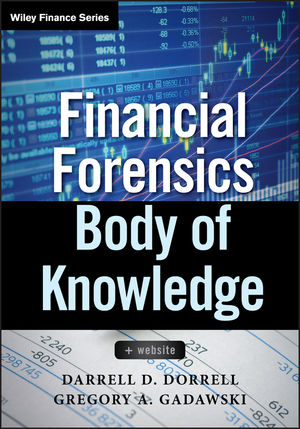 Financial Forensics Body of Knowledge (1118218981) cover image