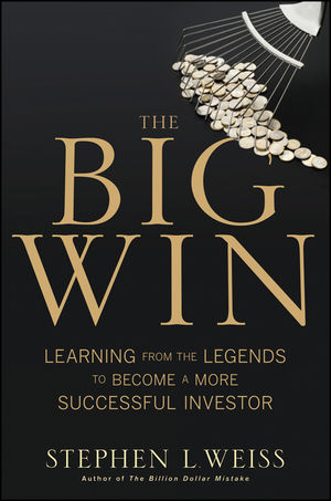 The Big Win: Learning from the Legends to Become a More Successful Investor (1118233581) cover image