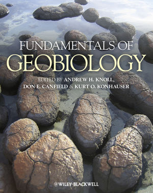 Fundamentals of Geobiology (1118280881) cover image