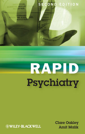 Rapid Psychiatry, 2nd Edition (1118294181) cover image