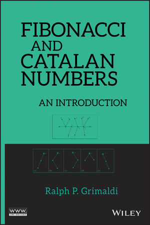Fibonacci and Catalan Numbers: An Introduction (1118304381) cover image
