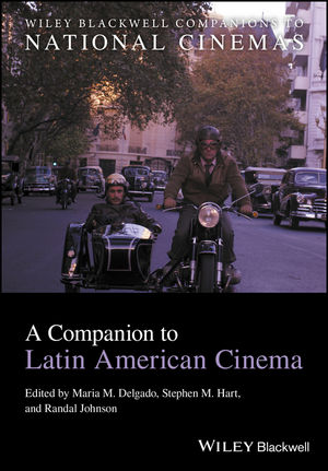 A Companion to Latin American Cinema (1118552881) cover image