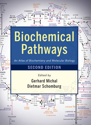 Biochemical Pathways: An Atlas of Biochemistry and Molecular Biology, 2nd Edition (1118656881) cover image