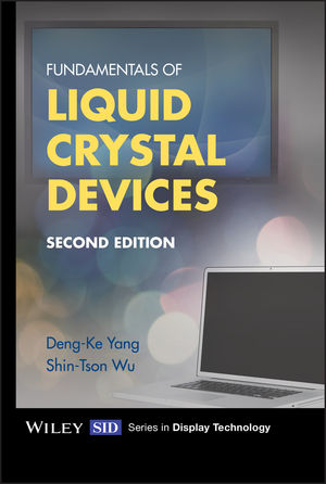 Fundamentals of Liquid Crystal Devices, 2nd Edition (1118751981) cover image