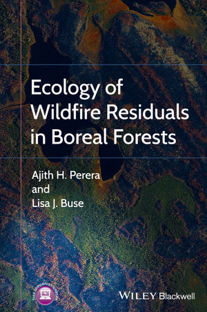 Ecology of Wildfire Residuals in Boreal Forests (1118870581) cover image