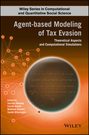 Agent-based Modeling of Tax Evasion: Theoretical Aspects and Computational Simulations