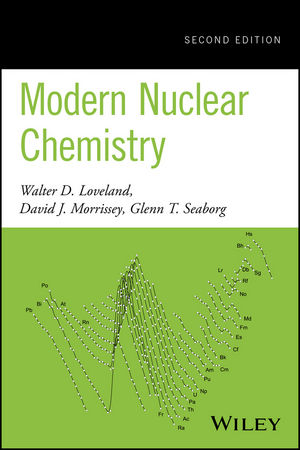 Modern Nuclear Chemistry, 2nd Edition (1119328381) cover image