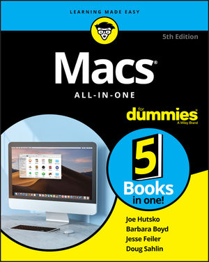 Macs All-In-One For Dummies, 5th Edition