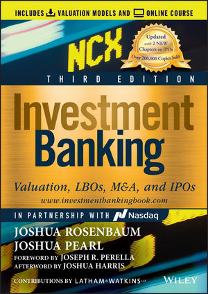investment banking core concepts in pharmacology