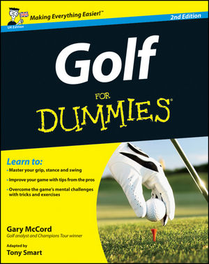Golf For Dummies, 2nd UK Edition