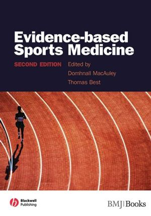 Evidence-Based Sports Medicine, 2nd Edition (1405132981) cover image