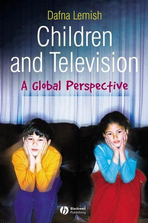 Children and Television: A Global Perspective (1405144181) cover image
