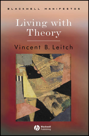 Living with Theory (1405175281) cover image