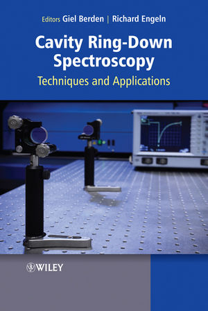 Cavity Ring-Down Spectroscopy: Techniques and Applications