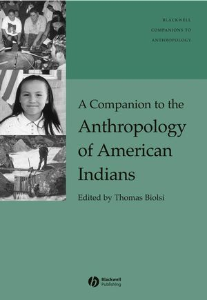 A Companion to the Anthropology of American Indians (1405182881) cover image