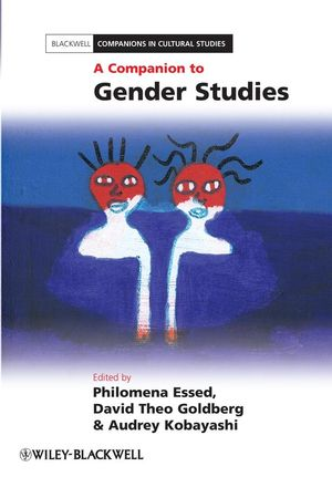 A Companion to Gender Studies (1405188081) cover image