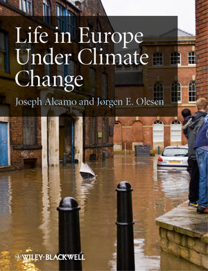 Book Cover Image for Life in Europe Under Climate Change