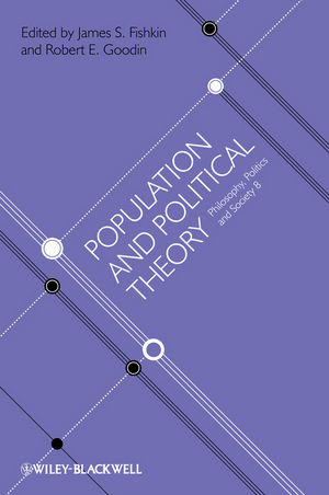 Population and Political Theory (1444330381) cover image