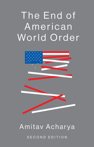The End of American World Order (1509517081) cover image