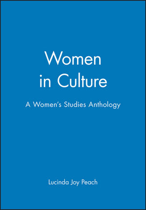 Women in Culture: A Women's Studies Anthology