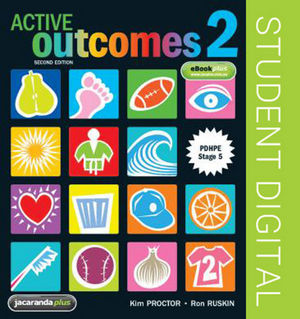 Active Outcomes 2 2E PDHPE Stage 5 eBookPLUS (Online Purchase)