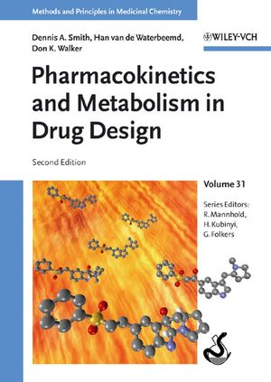 Pharmacokinetics and Metabolism in Drug Design, Volume 31, 2nd Edition (3527608281) cover image