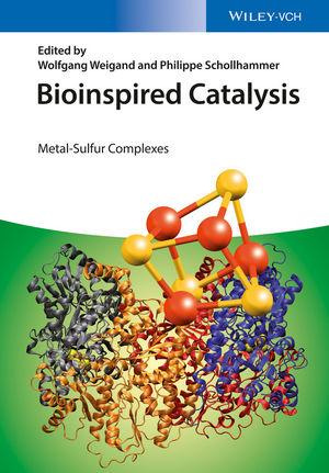 Bioinspired Catalysis: Metal-Sulfur Complexes (3527664181) cover image