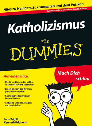 Katholizismus für Dummies, 2nd Edition (3527678581) cover image