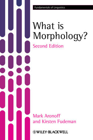 What is Morphology?, 2nd Edition (EHEP002181) cover image
