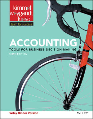Accounting: Tools for Business Decision Makers, 6th Edition (EHEP003381) cover image