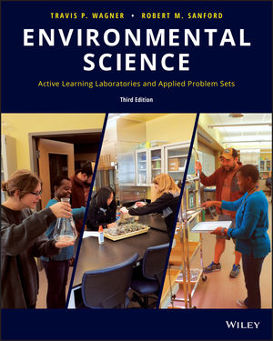 Environmental Science, 3rd Edition (EHEP003881) cover image