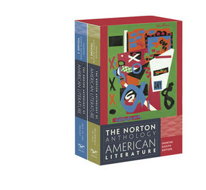 The Norton Anthology of American Literature, Volumes 1 & 2, Shorter 8th Edition
