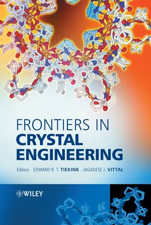 Frontiers in Crystal Engineering (0470022582) cover image