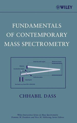 Fundamentals of Contemporary Mass Spectrometry (0470118482) cover image