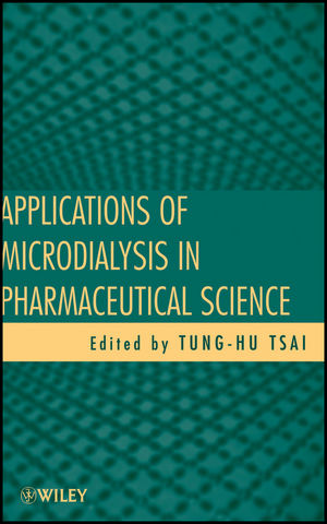 Applications of Microdialysis in Pharmaceutical Science (0470409282) cover image